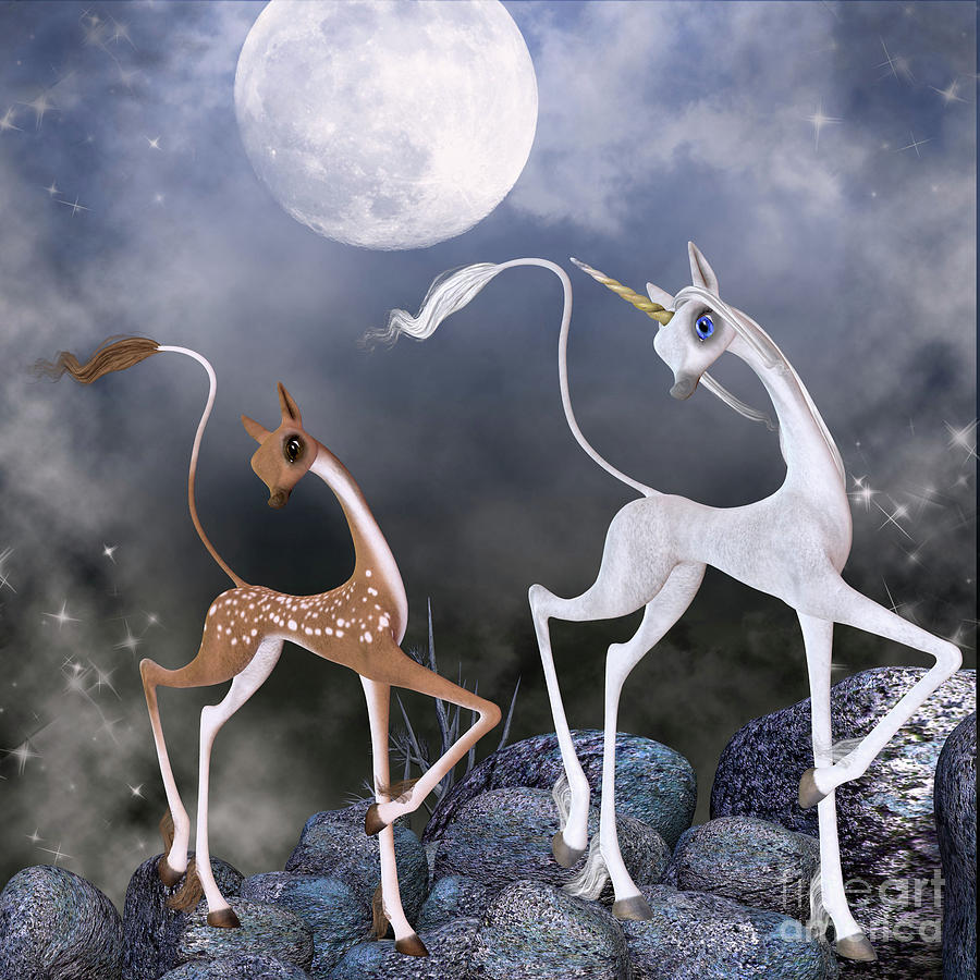 Prance to the Moonlight by Elaine Manley