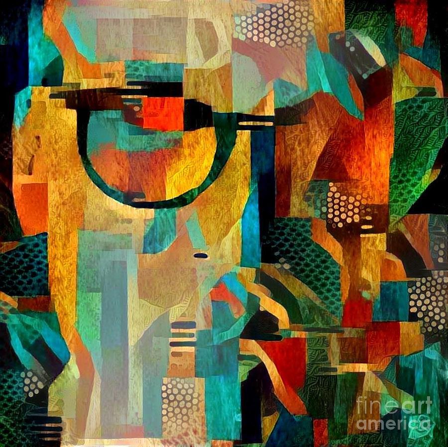 Abstract Photograph - Pray On by Eddy Mann