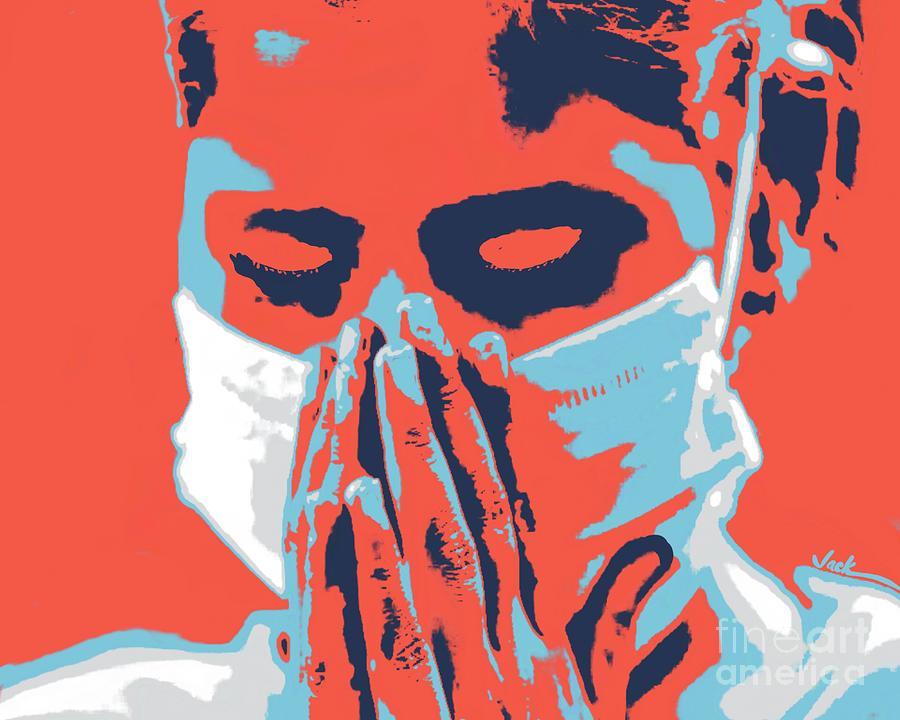 Prayer Painting - Prayers of Innocence by Jack Bunds