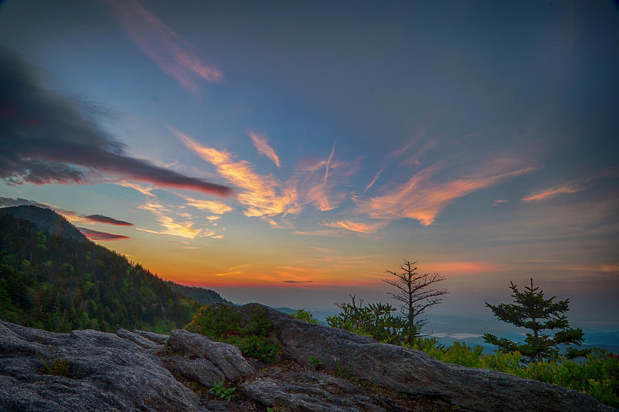 Blue Ridge Mountains Photograph - Predawn Light #1 by Melissa Southern