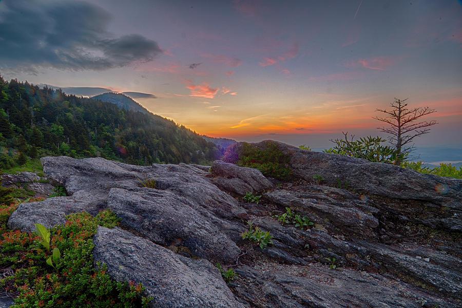 Blue Ridge Mountains Photograph - Predawn Light by Melissa Southern