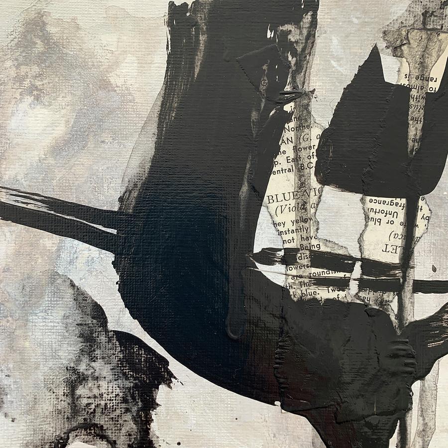 Presence 5 Painting by Darlene Watson