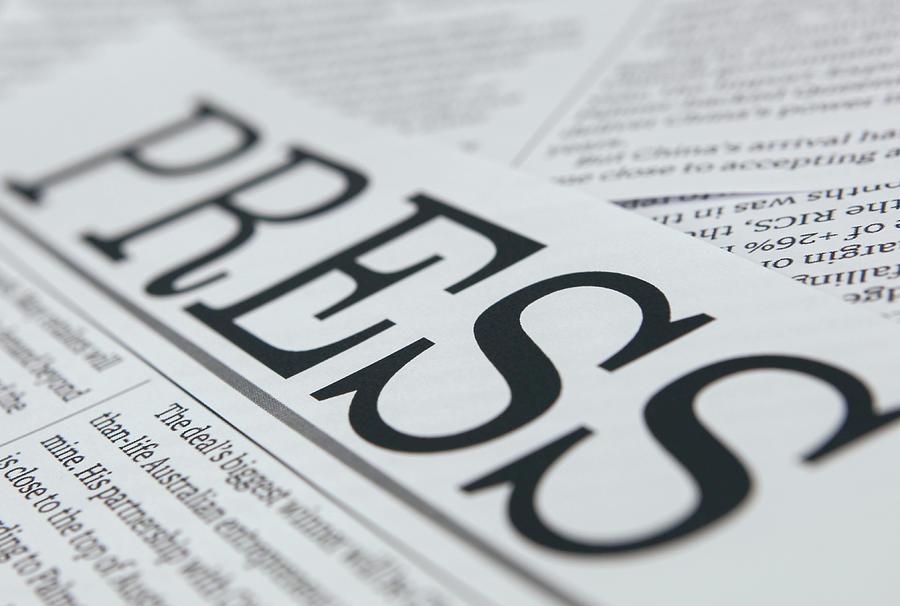 Press headlines concept Photograph by Nenov
