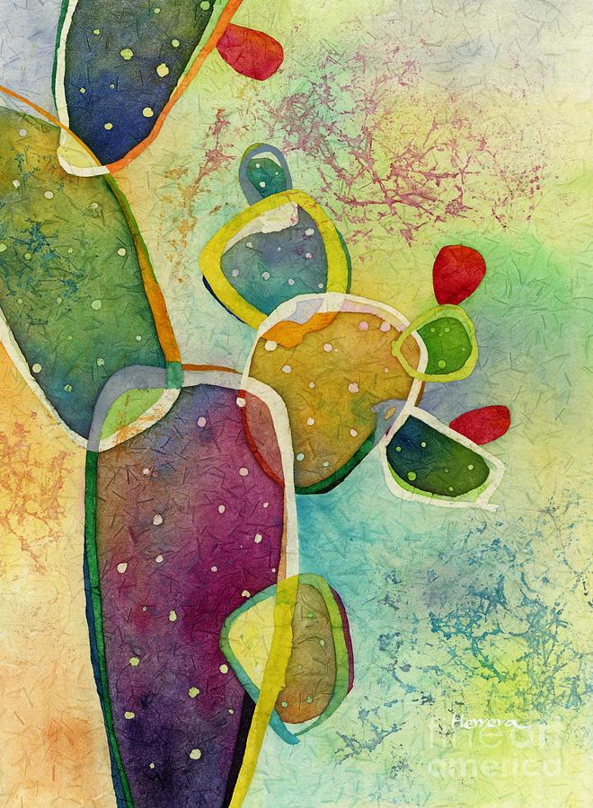 Prickly Pizazz 5 Painting