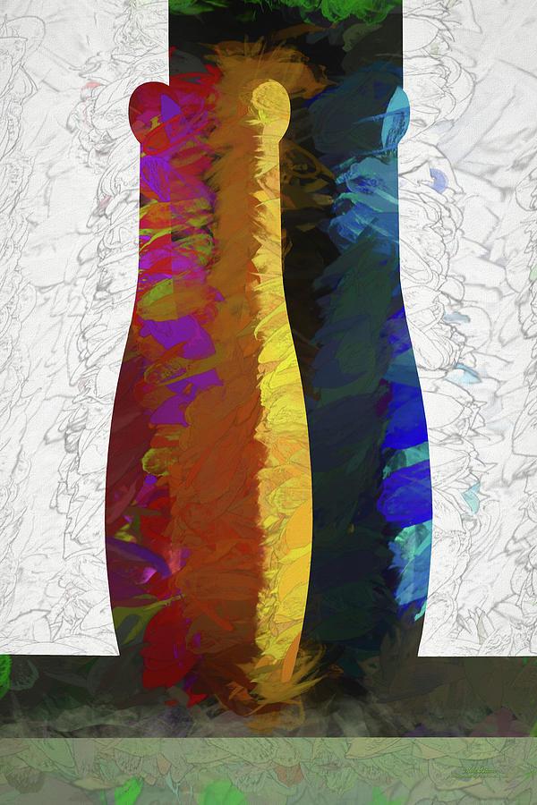 Primary Digital Art