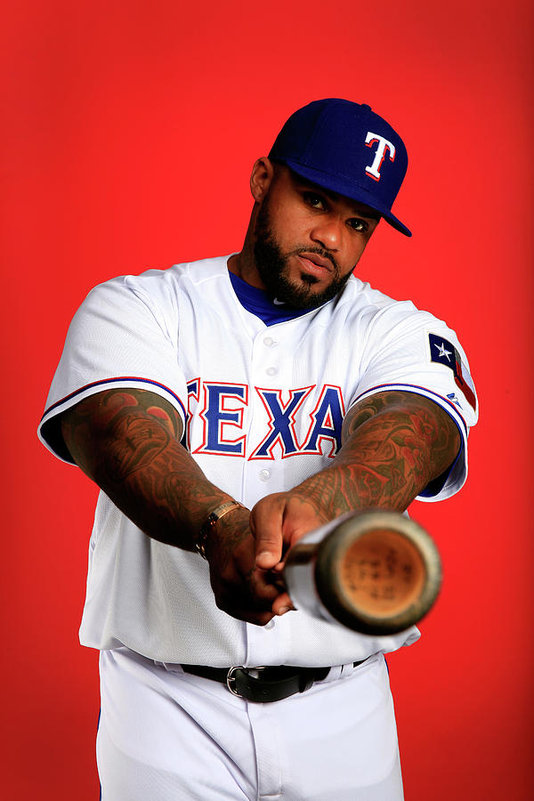 Prince Fielder Photograph by Jamie Squire