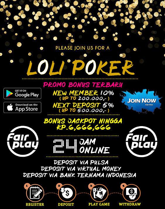 Promo Bonus Lolipoker Agen Bandar Ceme Terpercaya 24 Jam Online Painting By Promo Bonus Lolipoker
