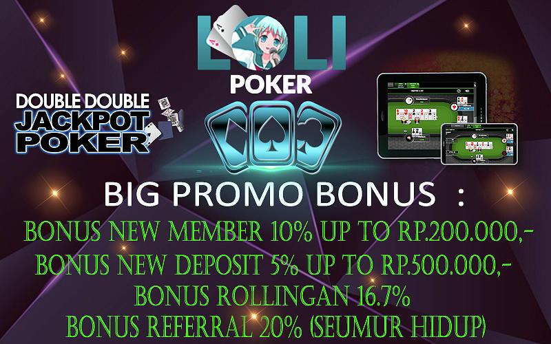 Promo Bonus Lolipoker Agen Poker Dan Agen Domino 99 Terpecaya Ceramic Art By Promo Bonus