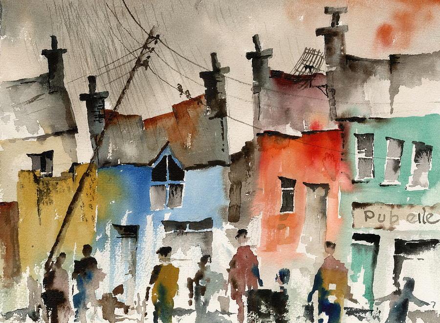 Pub eile, in Ardgroom by Val Byrne