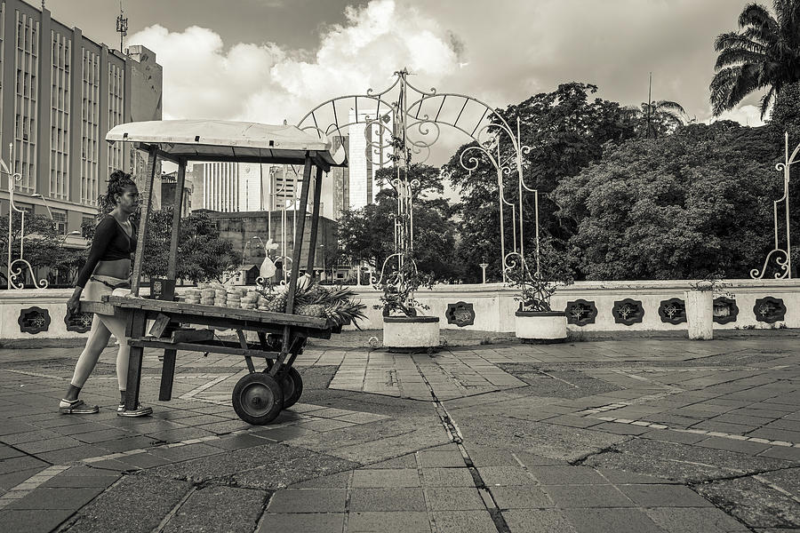 Puente Ortiz Cali Valle del Cauca Colombia by Adam Rainoff