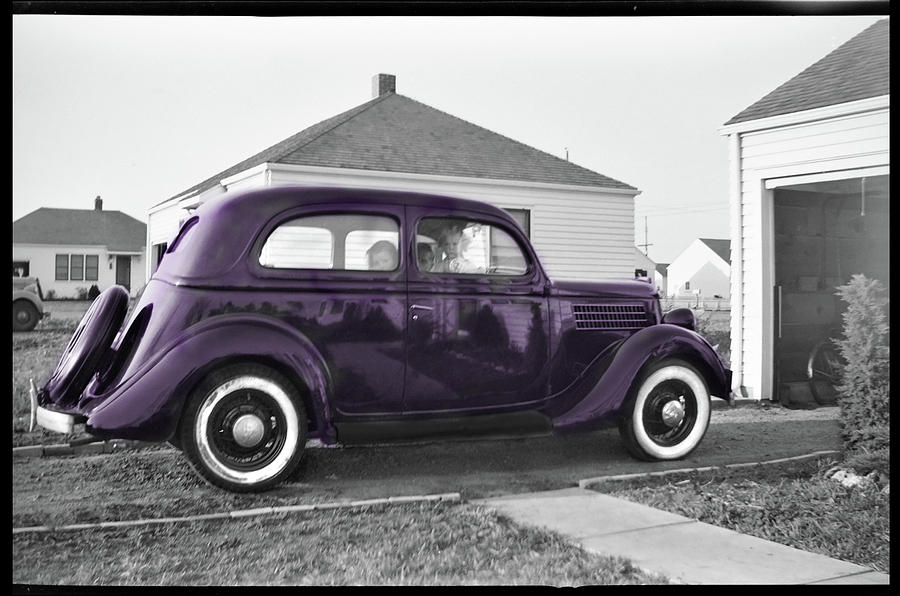 Purple by Brian Duram