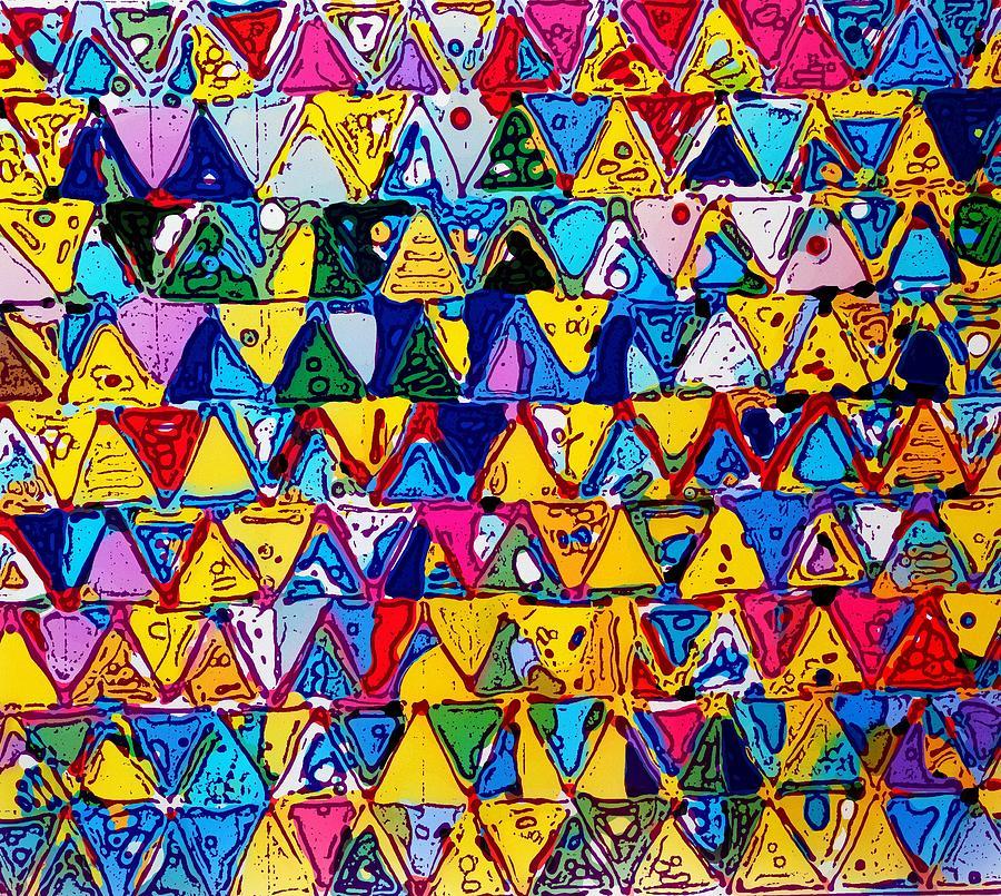 Pyramids  by Joe Roache