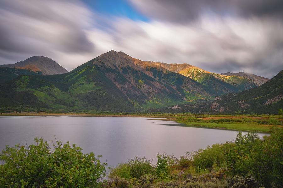 Colorado Photograph - Quail Mountain by Darren White