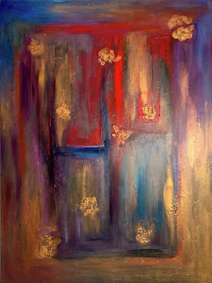 Isolation Blues Painting