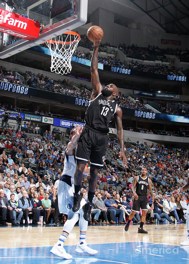 Quincy Acy Photograph by Danny Bollinger