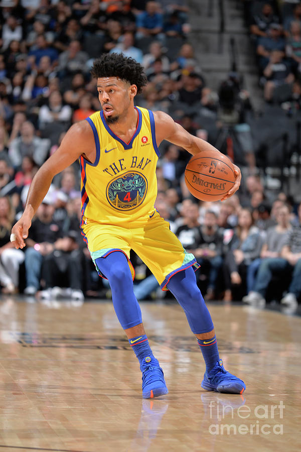 Quinn Cook Photograph by Mark Sobhani