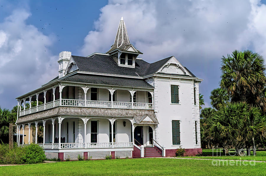 Rabb Plantation Home Photograph