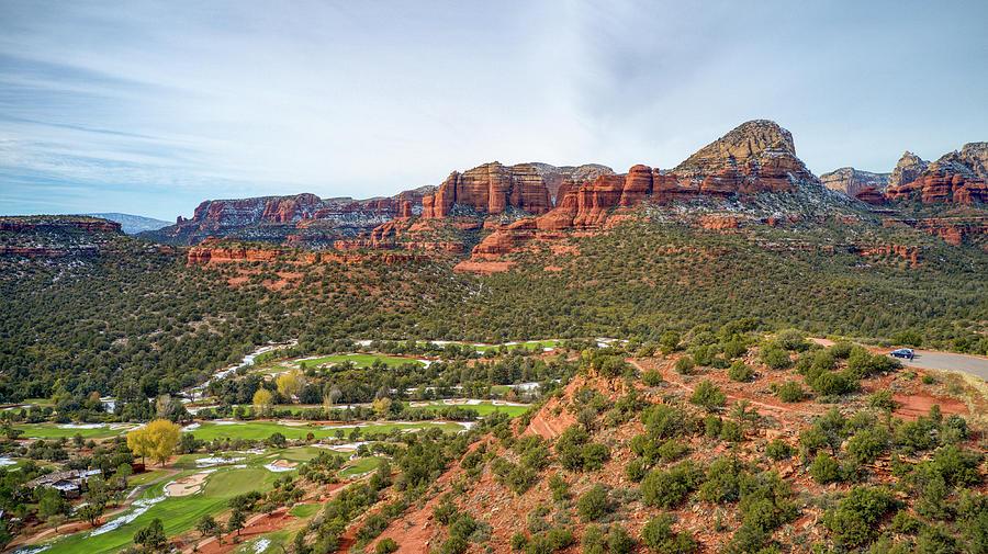 Rachel's Knoll Sedona Arizona 2019 by Anthony Giammarino