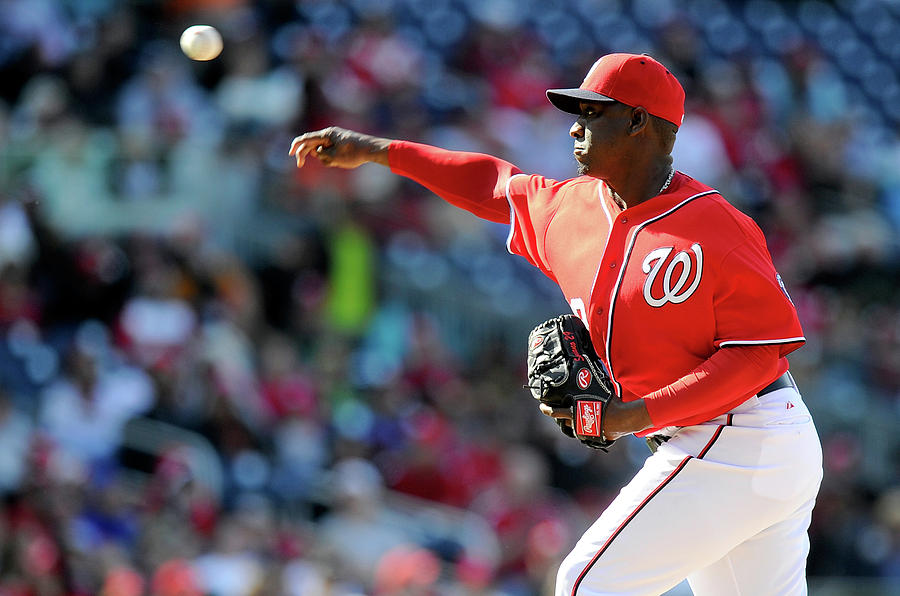 Rafael Soriano Photograph by Greg Fiume