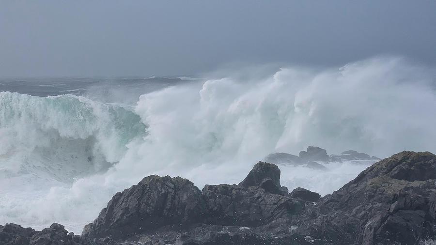 Raging Storm Photograph