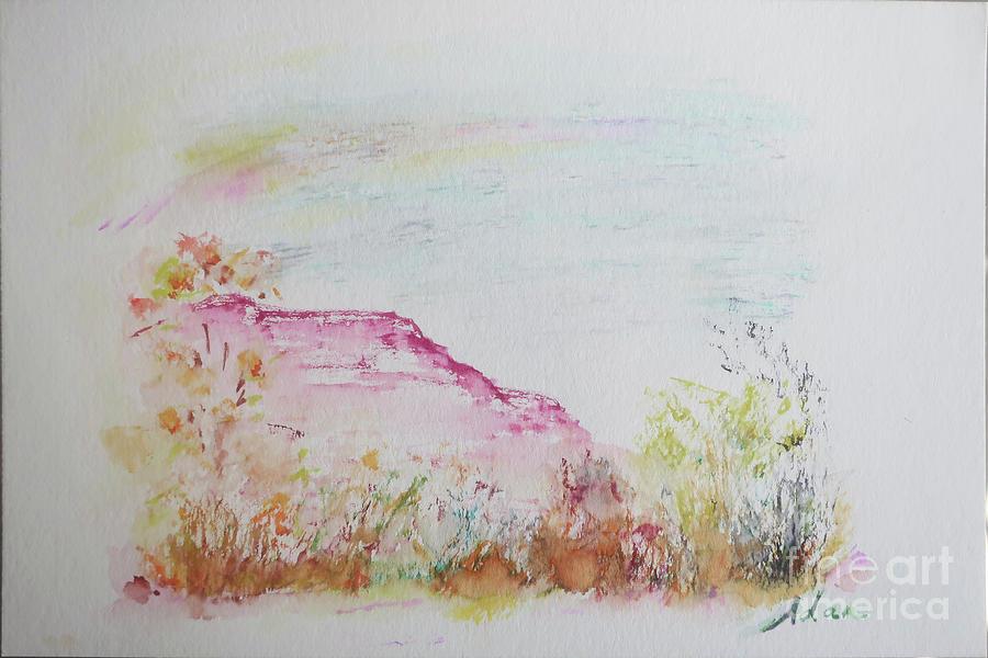 Rainbow Land Painting
