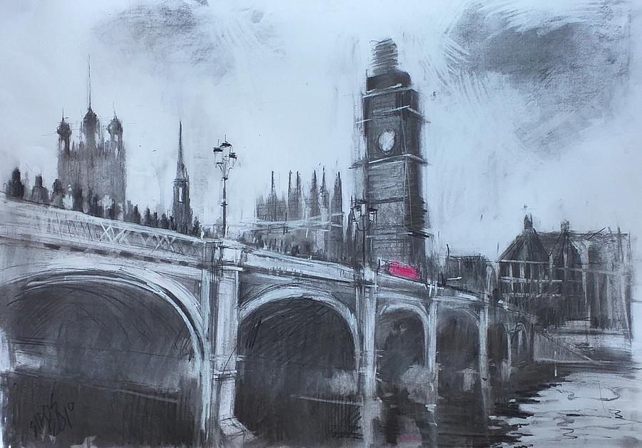 Rainy Season Painting