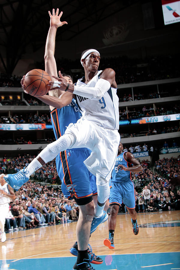 Rajon Rondo Photograph by Glenn James