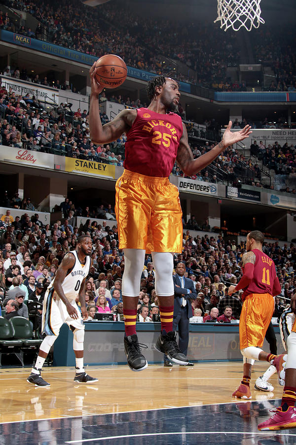 Rakeem Christmas Photograph by Ron Hoskins
