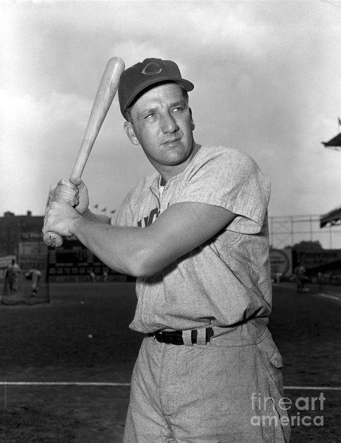 Ralph Kiner Photograph by Kidwiler Collection