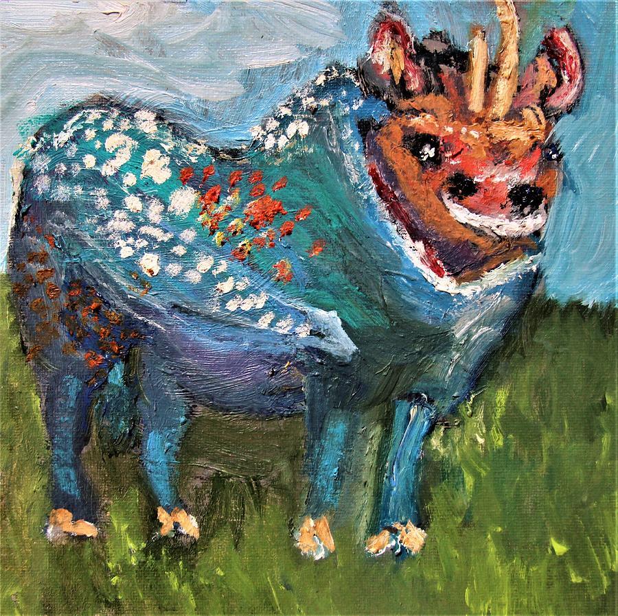 Ralph Rhino by Michael Helfen
