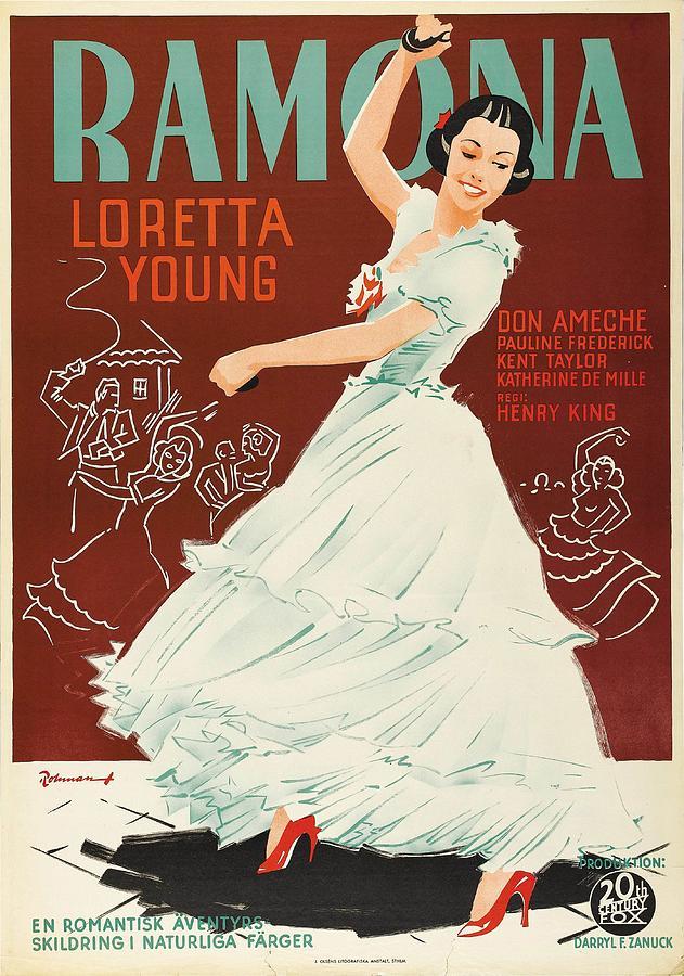 ramona, 1936 -b Mixed Media
