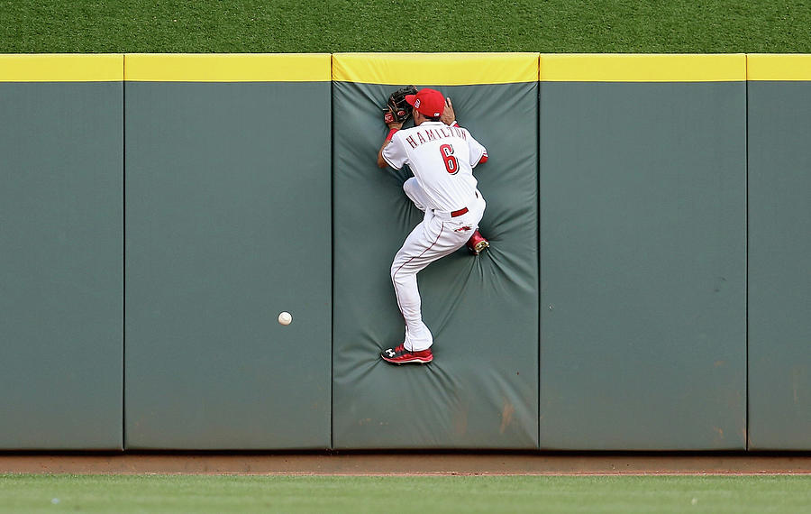 Randal Grichuk Photograph by Andy Lyons