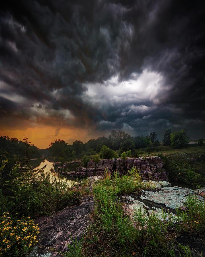 Palisades Photograph - Rapture by Aaron J Groen
