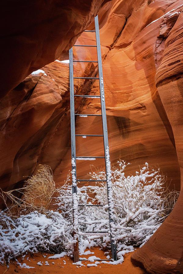 Rattlesnake Canyon - Page Arizona Photograph