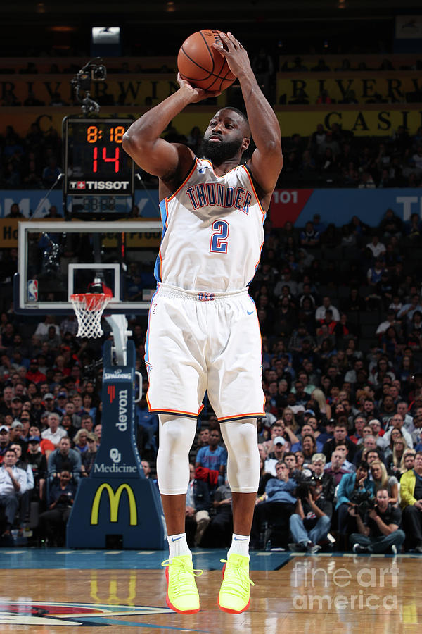 Raymond Felton Photograph by Joe Murphy
