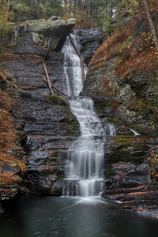 Raymond Skills Waterfall by Paul Freidlund