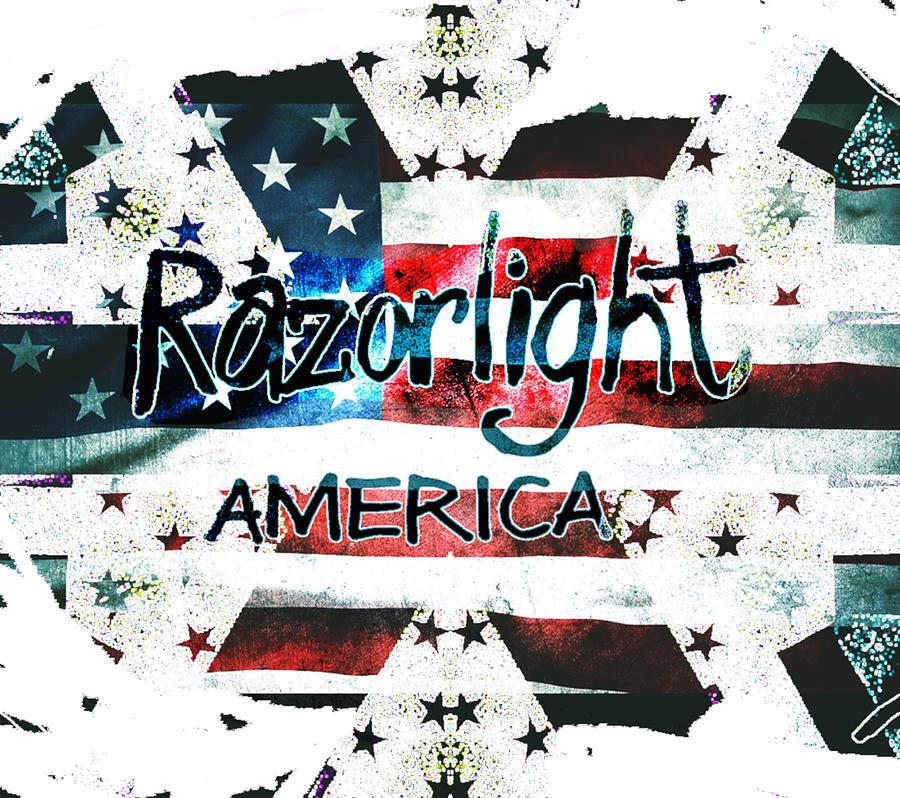 Razorlight 2006 Drawing