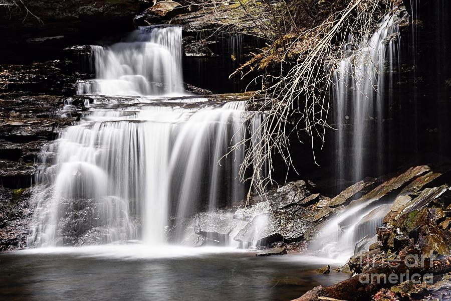 RB Ricketts Falls by Larry Ricker