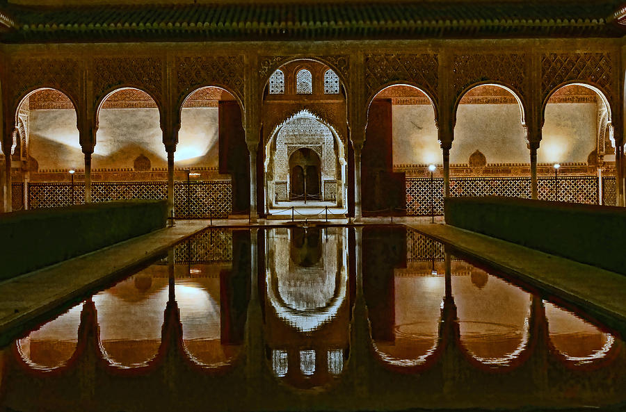 Real Alcazar 28 - Seville by Allen Beatty