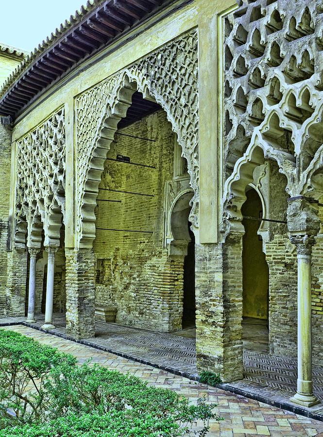 Real Alcazar 5 - Seville Photograph
