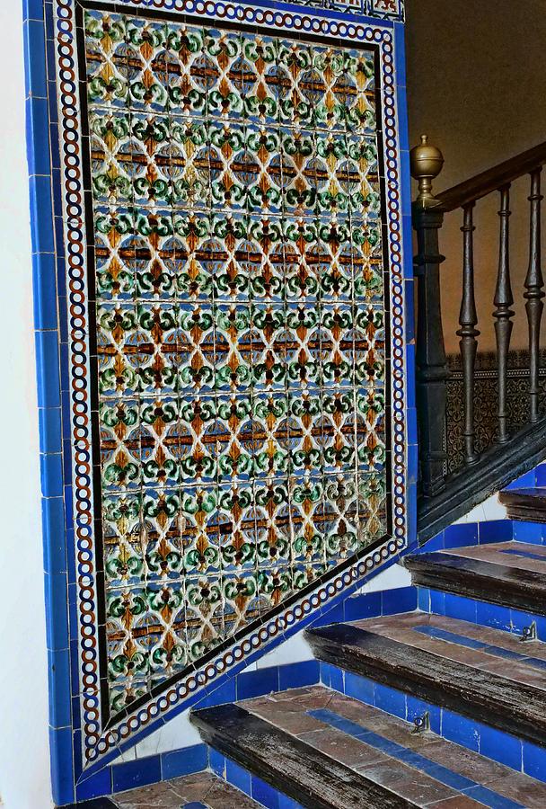 Real Alcazar 8 - Seville Photograph