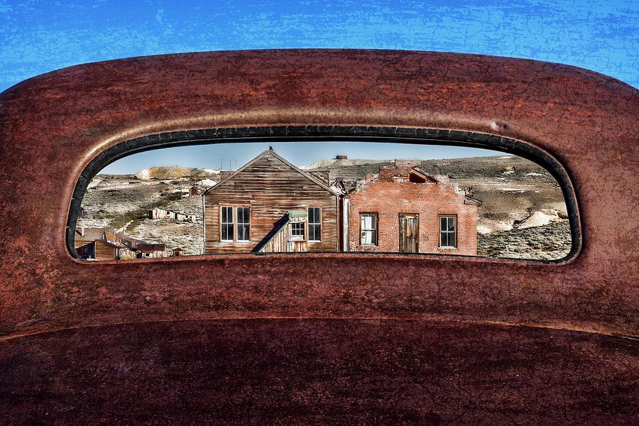 Rear Window Faded Glory Photograph