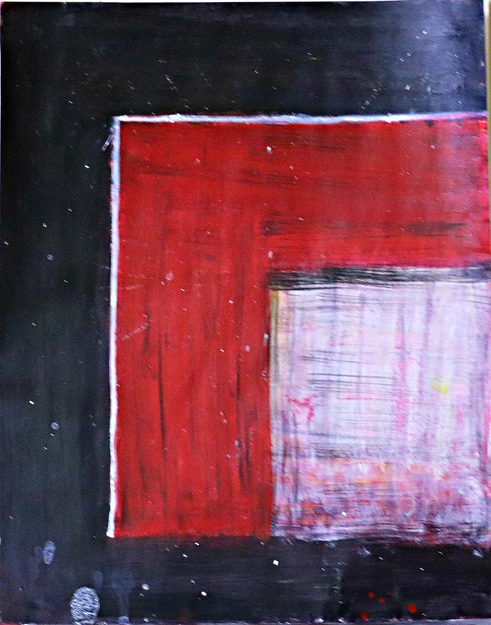 Rectangles In Abstract Painting