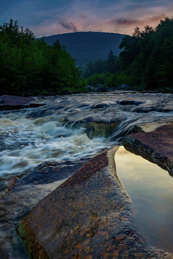 Red Creek Mornings Photograph