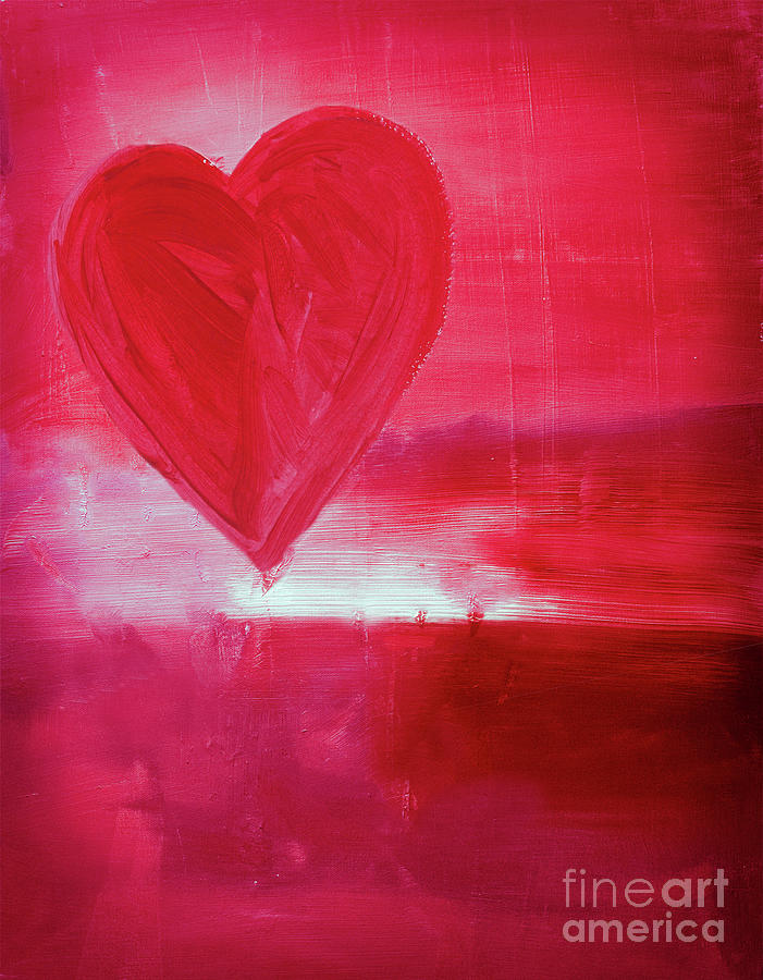 Red Heart by Stella Levi