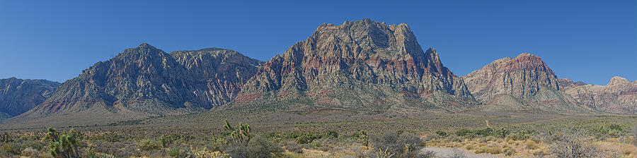 Red Rock Canyon by Mike Gifford