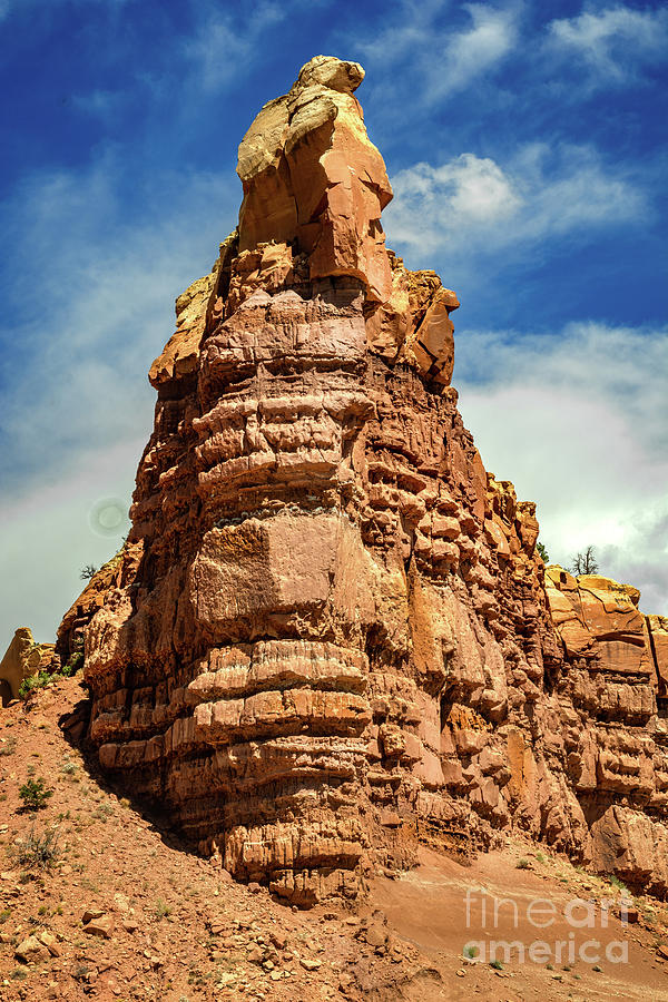 Red Rock Formations by Susan Warren