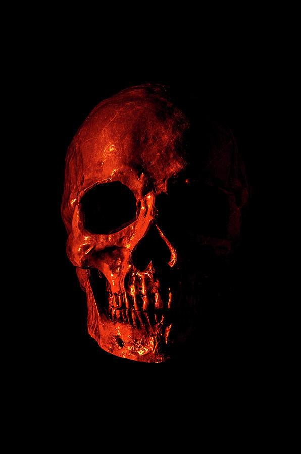 Red Skull by Carlos Caetano