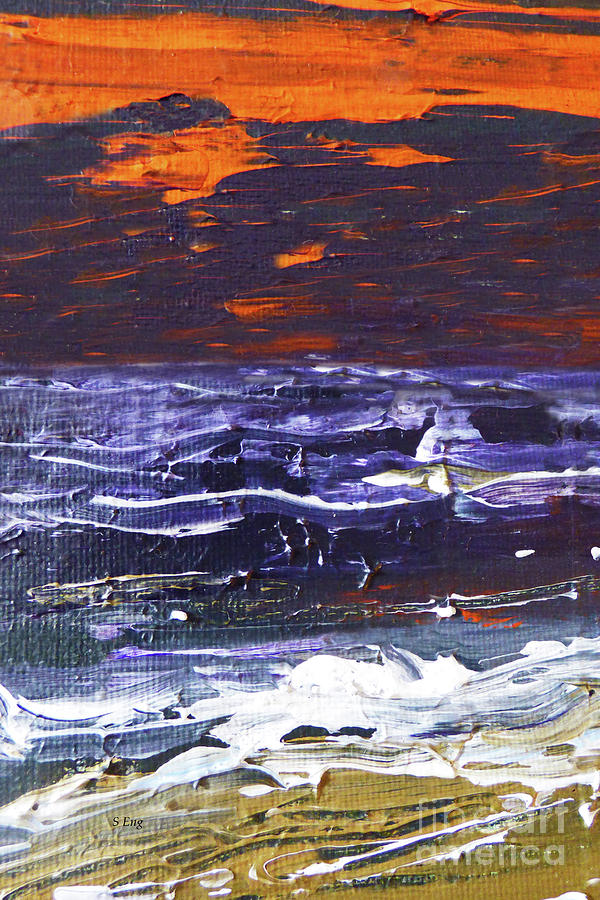 Red Sky at Night II 300 by Sharon Williams Eng