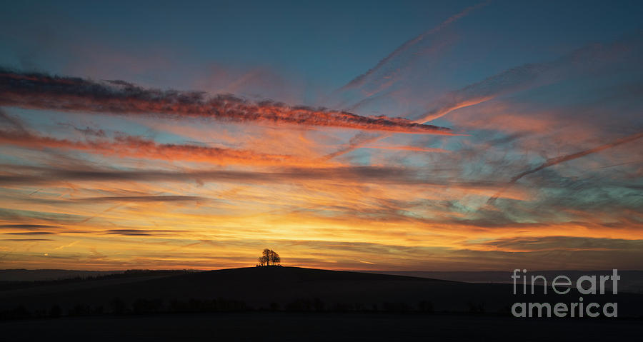 Red Sky in the Morning by Tim Gainey